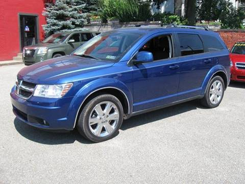 2010 Dodge Journey for sale at Arnold Motor Company in Houston PA