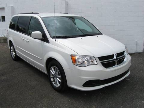 2013 Dodge Grand Caravan for sale at Arnold Motor Company in Houston PA