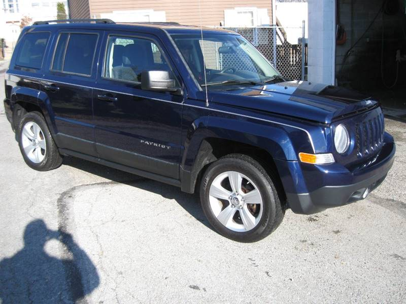 2012 Jeep Patriot For Sale At Arnold Motor Company In Houston PA