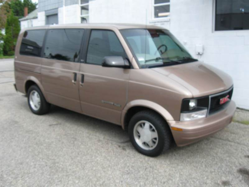 1997 GMC Safari for sale in Houston, PA
