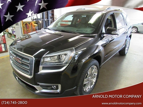 Suv For Sale In Houston Pa Arnold Motor Company