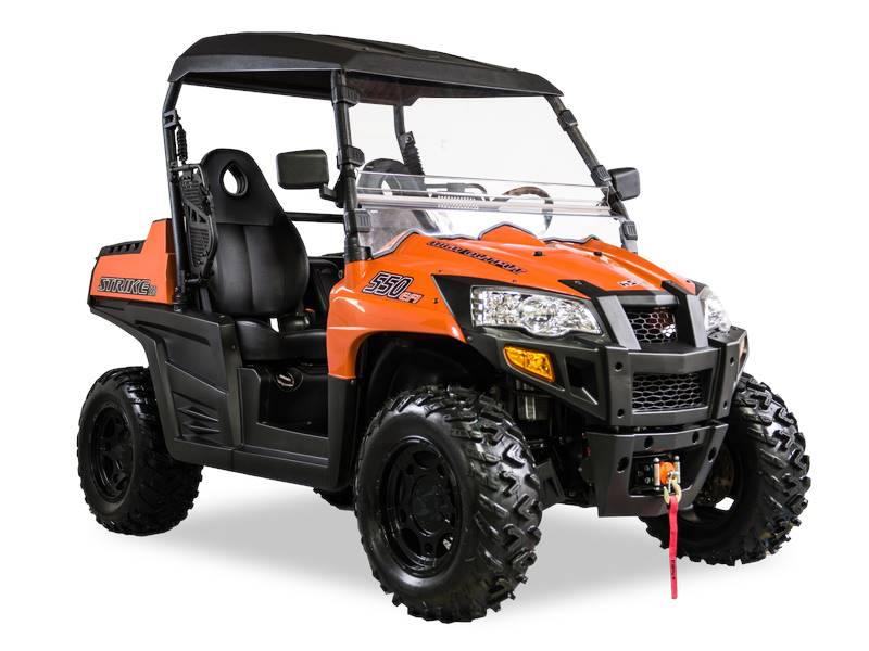 2019 Hisun Strike 550 for sale at Arnold Motor Company in Houston PA
