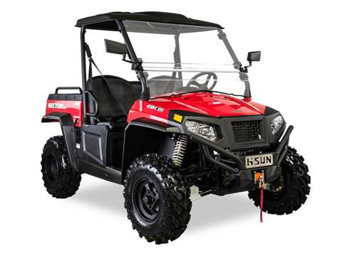 2019 Hisun Sector 450 for sale at Arnold Motor Company in Houston PA