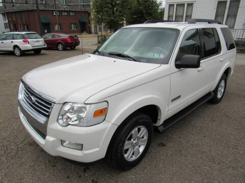 2008 Ford Explorer for sale at Arnold Motor Company in Houston PA