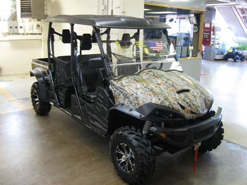 2014 Massimo  Alligator 4 seater 4x4