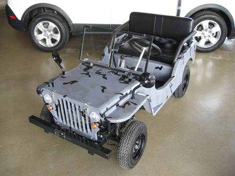 2015 Ice Bear Youth Jeep