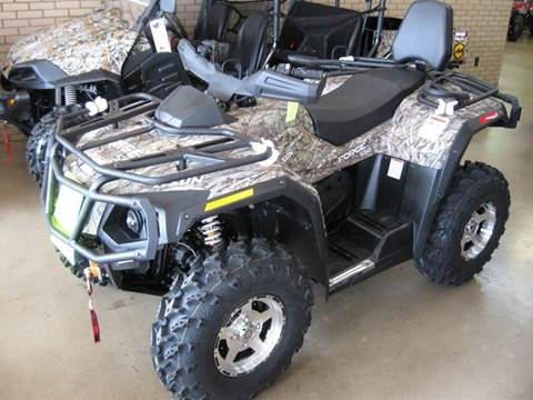 2016 HiSun Forge 2-up 550 for sale at Arnold Motor Company in Houston PA