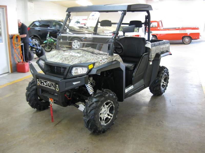 2016 HiSun Sector 1000 for sale at Arnold Motor Company in Houston PA