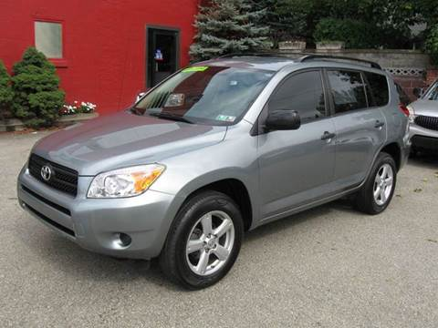 2007 Toyota RAV4 for sale at Arnold Motor Company in Houston PA