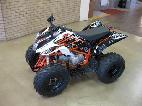2017 Kayo ATV 150 Sport