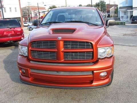 2005 Dodge Ram Pickup 1500