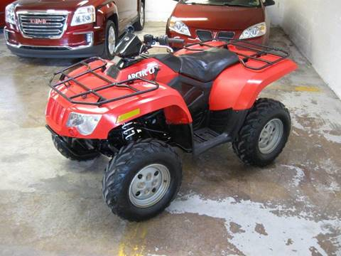 2013 Arctic Cat 500