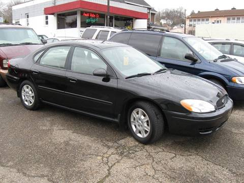 2006 Ford Taurus for sale at Arnold Motor Company in Houston PA