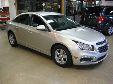2016 Chevrolet Cruze Limited for sale at Arnold Motor Company in Houston PA