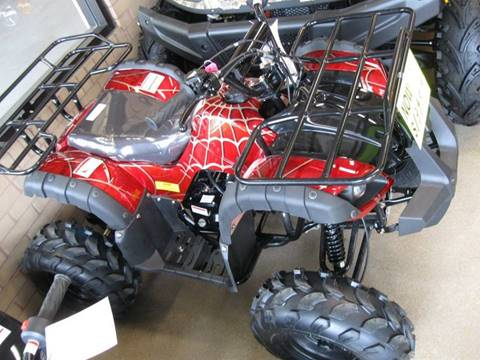 2017 Ice Bear ATV 125
