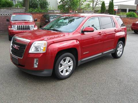 2013 GMC Terrain for sale at Arnold Motor Company in Houston PA
