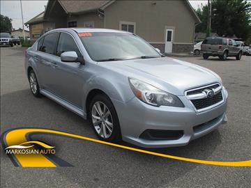 2013 Subaru Legacy for sale in West Valley City, UT