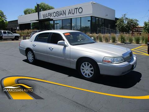 2008 Lincoln Town Car for sale in West Valley City, UT