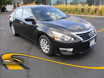 2013 Nissan Altima for sale in West Valley City, UT