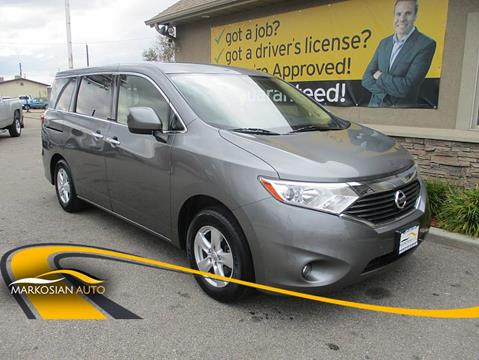 2015 Nissan Quest for sale in West Valley City, UT
