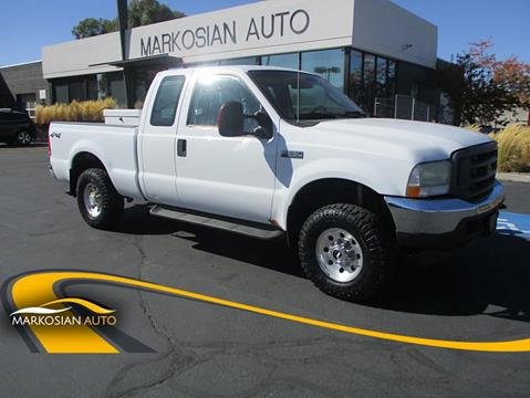 2004 Ford F-250 Super Duty for sale in West Valley City, UT