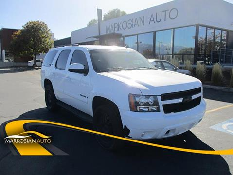 2008 Chevrolet Tahoe for sale in West Valley City, UT
