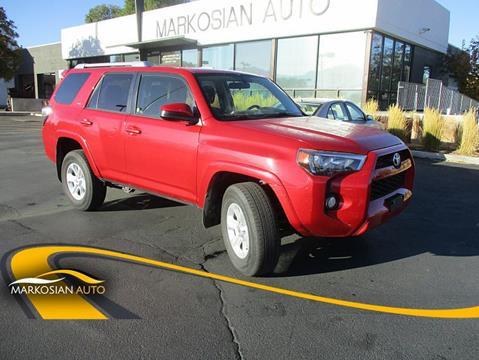 2016 Toyota 4Runner for sale in West Valley City, UT
