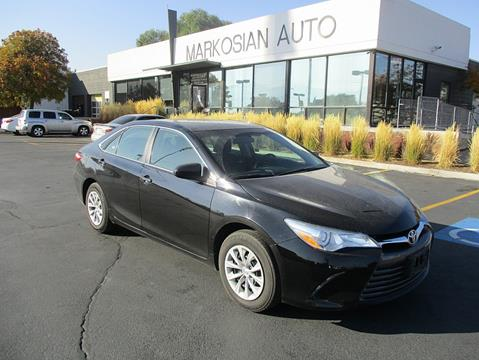 2016 Toyota Camry for sale in West Valley City, UT
