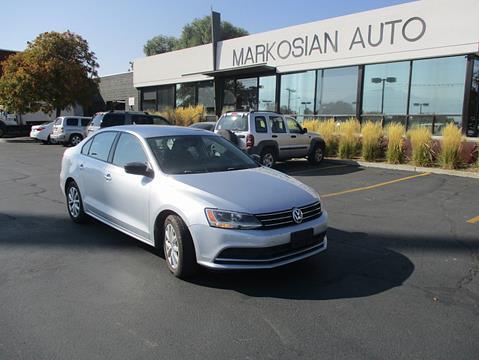 2016 Volkswagen Jetta for sale in West Valley City, UT