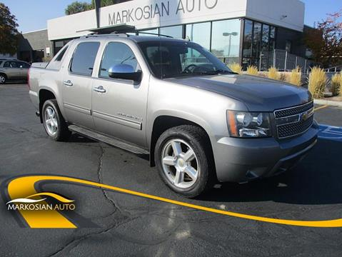 2009 Chevrolet Avalanche for sale in West Valley City, UT