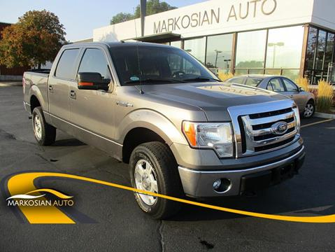 2011 Ford F-150 for sale in West Valley City, UT
