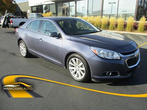 2014 Chevrolet Malibu for sale in West Valley City, UT
