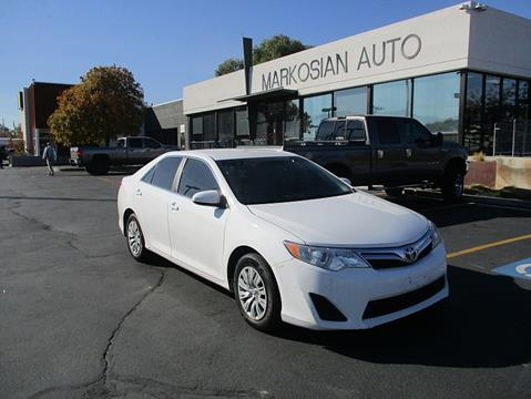 2012 Toyota Camry for sale in West Valley City, UT