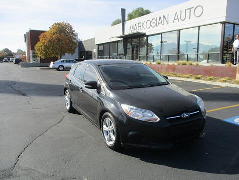 2014 Ford Focus for sale in West Valley City, UT