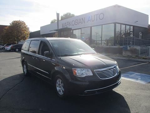 2012 Chrysler Town and Country for sale in West Valley City, UT