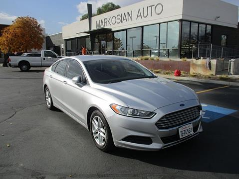 2014 Ford Fusion for sale in West Valley City, UT