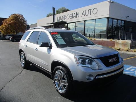 2008 GMC Acadia for sale in West Valley City, UT