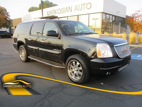 2007 GMC Yukon XL for sale in West Valley City, UT