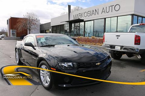 2014 Chevrolet Camaro For Sale In West Valley City, UT