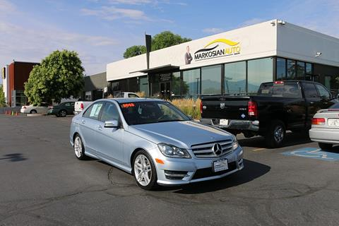 2013 Mercedes-Benz C-Class for sale in West Valley City, UT