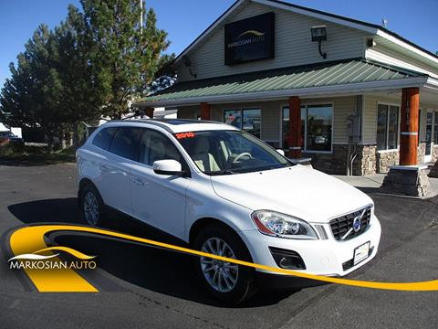 2010 Volvo XC60 for sale in West Valley City, UT