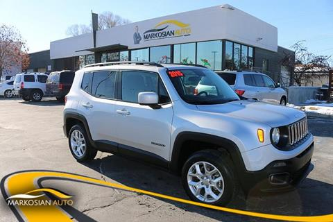 2015 Jeep Renegade for sale in West Valley City, UT