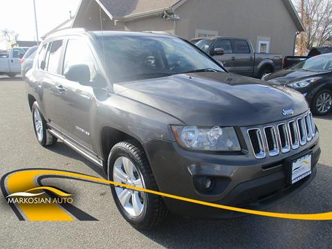 2015 Jeep Compass for sale in West Valley City, UT