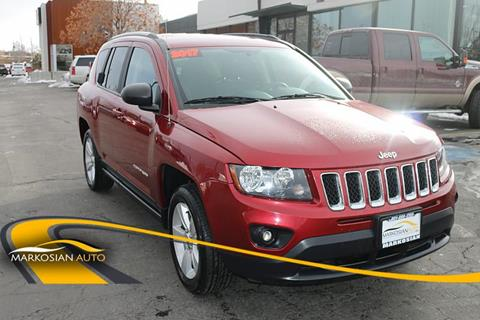2017 Jeep Compass for sale in West Valley City, UT