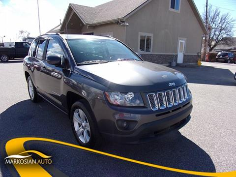 2014 Jeep Compass for sale in West Valley City, UT