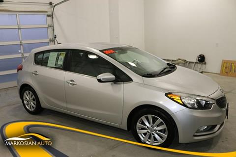 2014 Kia Forte5 for sale in West Valley City, UT