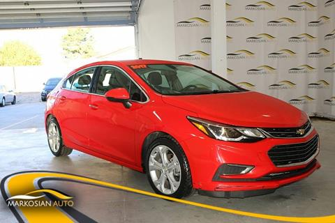 2017 Chevrolet Cruze for sale in West Valley City, UT