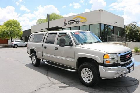 2007 Gmc Sierra For Sale >> 2007 Gmc Sierra 2500hd Classic For Sale In West Valley City Ut