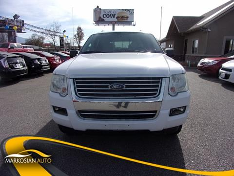 2008 Ford Explorer for sale in West Valley City, UT