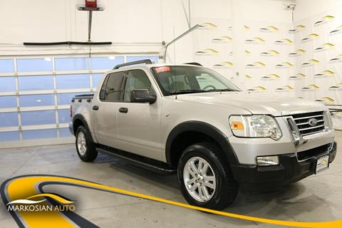 2007 Ford Explorer Sport Trac for sale in West Valley City, UT
